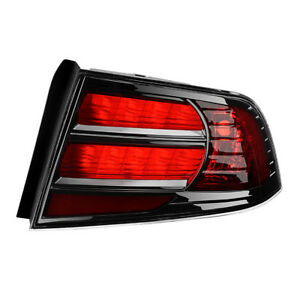 Fit Acura 07 08 Tl Type S Replacement Rear Tail Brake Light Right Passenger Side Ebay