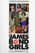 "The James Bond Girls by Graham Rye (2000, 9x13"" PB,100+ color photos)"