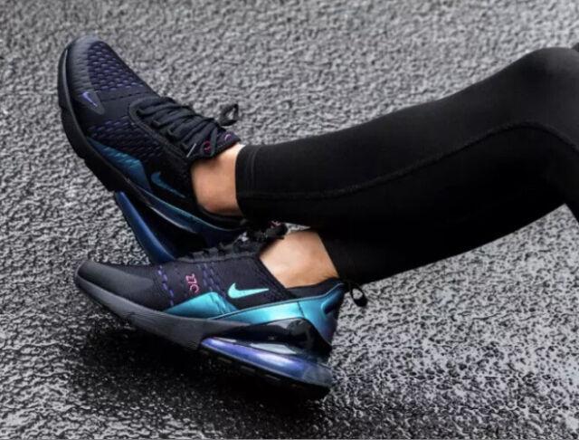 Nike Air Max 270 Throwback Future Shoe