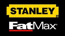 Stanley FatMax Tools Sticker Car Hammer Drill Impact Combo Fat Max Knife Tape
