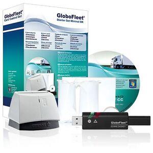 GloboFleet-Starter-Set-Minimal-DK-fuer-alle-digitalen-Tachographen-NEU