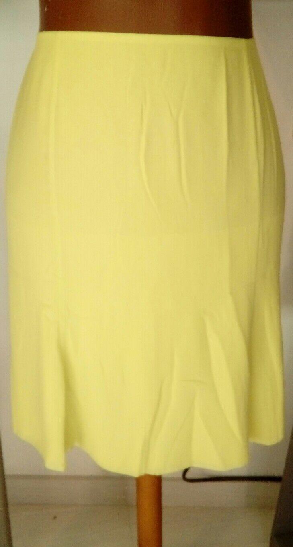 Bonita and good skirt woman size grande 54 green summer NEW ref. 2.1.1