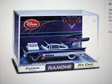DISNEY CARS DISNEY STORE CUSTOM ARTIST SERIES RAMONE  W/ DISPLAY