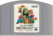 """ SUPER MARIO 64 RUMBLE Ver. "" NINTENDO 64 N64 JAPAN"
