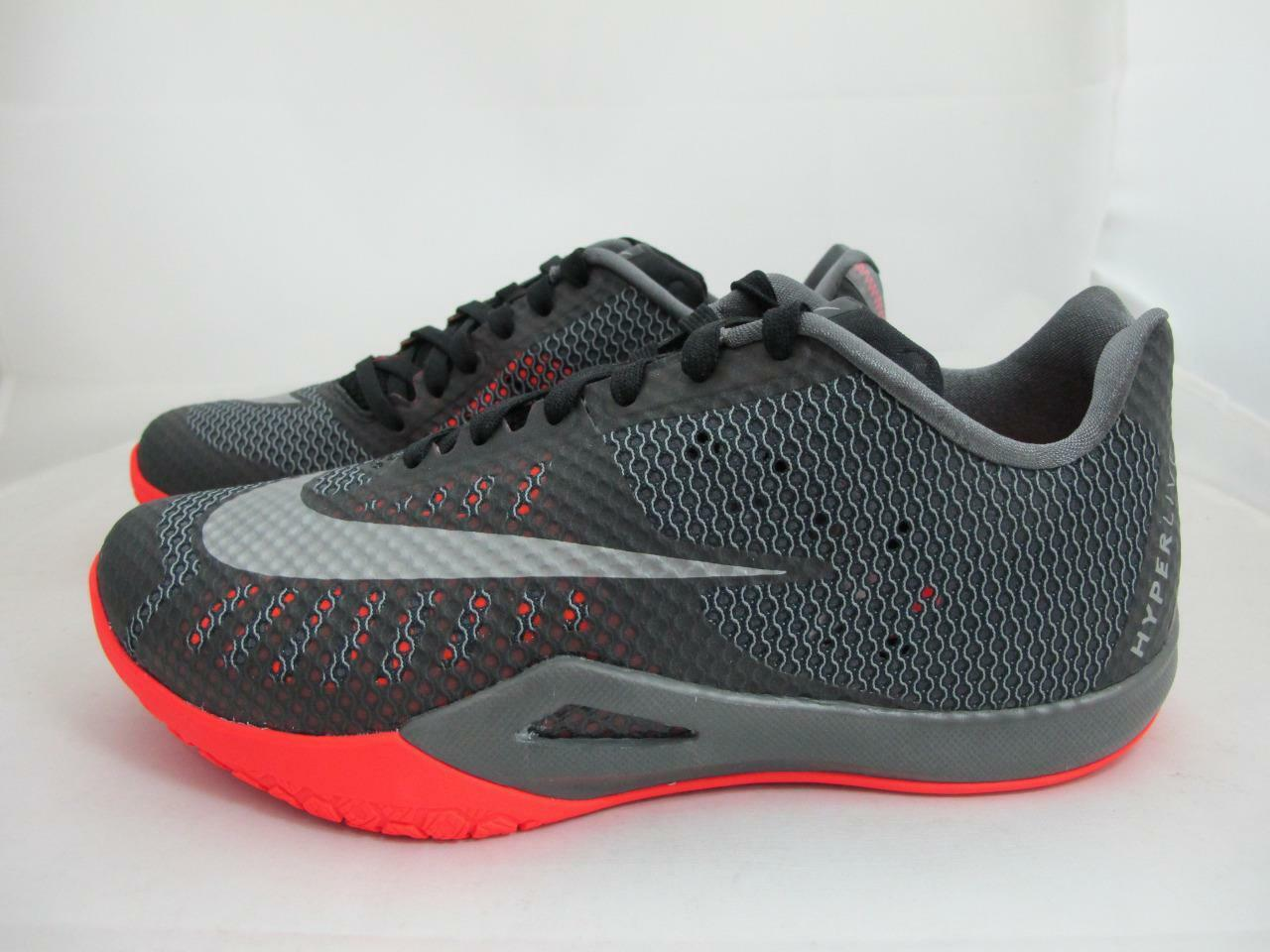 NEW MEN'S NIKE HYPERLIVE 819663-002 The most popular shoes for men and women best-selling model of the brand