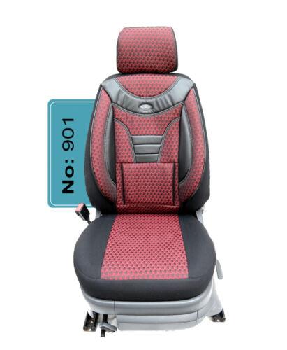 Rivestimenti Coprisedile Coprisedili Auto Ford Focus conducente /& passeggero 901