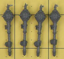 Warhammer 40K SM Dark Angels Deathwing Command Terminator Maces of Absolution