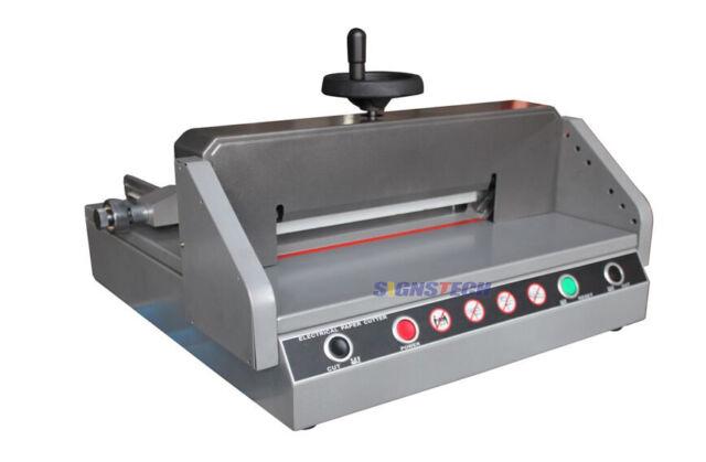 Desktop 330mm Paper Guillotine Cutter Simple Cutting Machine,Semi-automatic