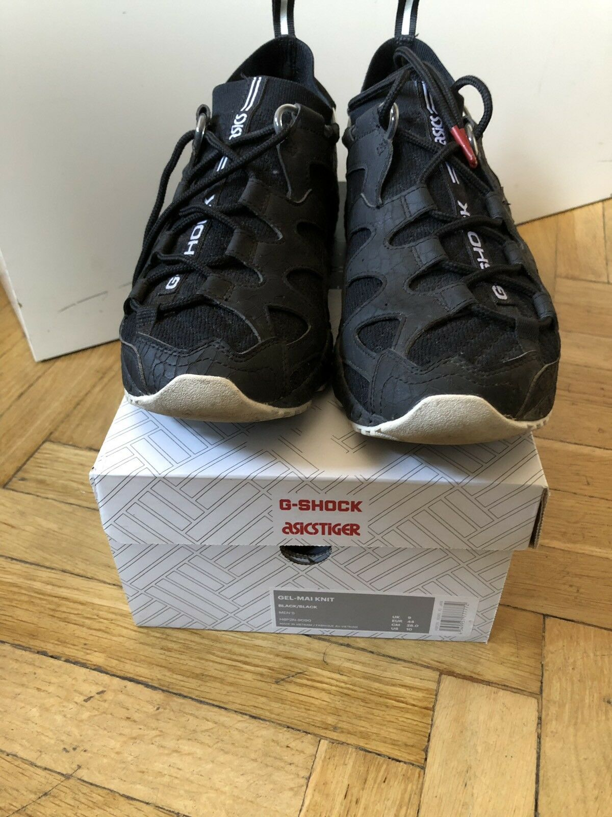 ASICS Gel x Gshock Gel Mai Knit EU 44 UK 9 US 10