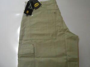 Bermuda-pantalone-corto-da-lavoro-uomo-modello-Act-Sabbia-Originale-Diadora