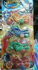 set 4 moto kustom Kit gioco di qualità giocattolo toy