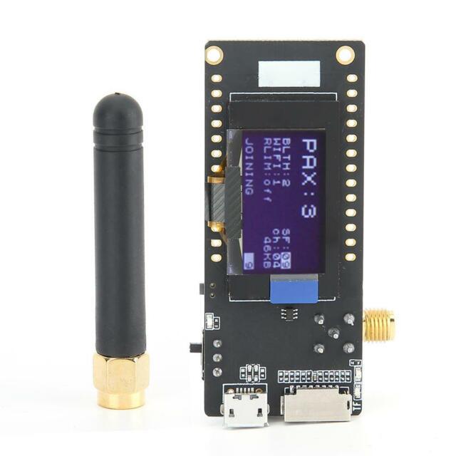0.96 Zoll Wireless Bluetooth WIFI Module 433Mhz Entwicklungskarte for LoRa32 ESP