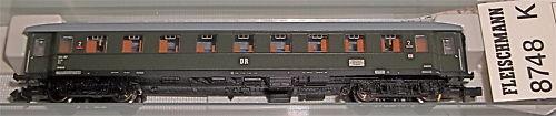 DB Vagone Treno Direttissimo 2 classee fleischuomon 8748 K Nuovo 1 160 Conf HQ3 Μ
