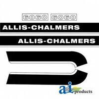 Ac6060 6060 Hood Decal Replacement Ac For Allis Chalmers Tractor