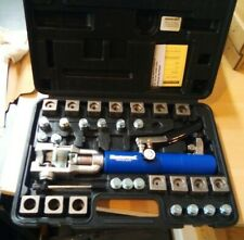 Mastercool 72475 Prc Universal Hydraulic Flaring Tool Set With Tube Cutter