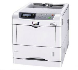 Stampante-Laser-Color-Kyocera-FS-C5025N-A4-Rete-meno-di-100k-NO-TONER