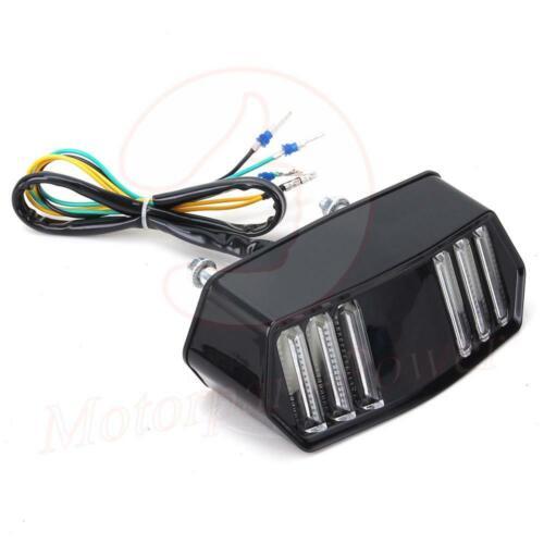 Led Tail Light Smoke Lens Int.Turn Signal HONDA GROM MSX125 CBR650F NC750X CTX