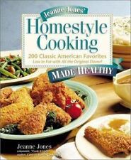 Homestyle Cooking Made Healthy : 200 Classic American Favorites - Low in Fat ...