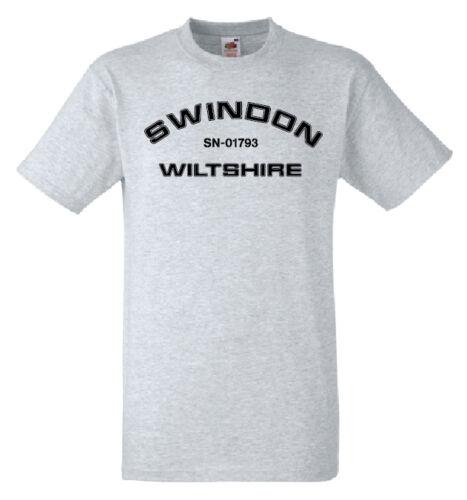 Swindon Town Wiltshire T shirt