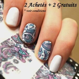 NOUVEAU-STICKERS-BIJOUX-ONGLES-WATER-DECALS-MANUCURE-NAIL-ART