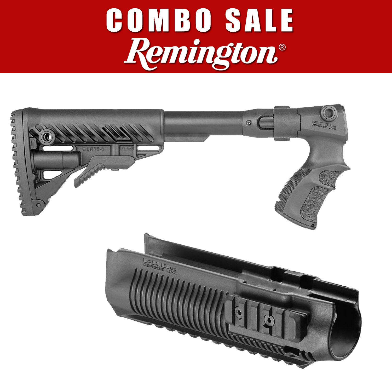 FAB Defense Remington 870 Conversión & Kit De Accesorios Pro-AGRF-PR-870 FK