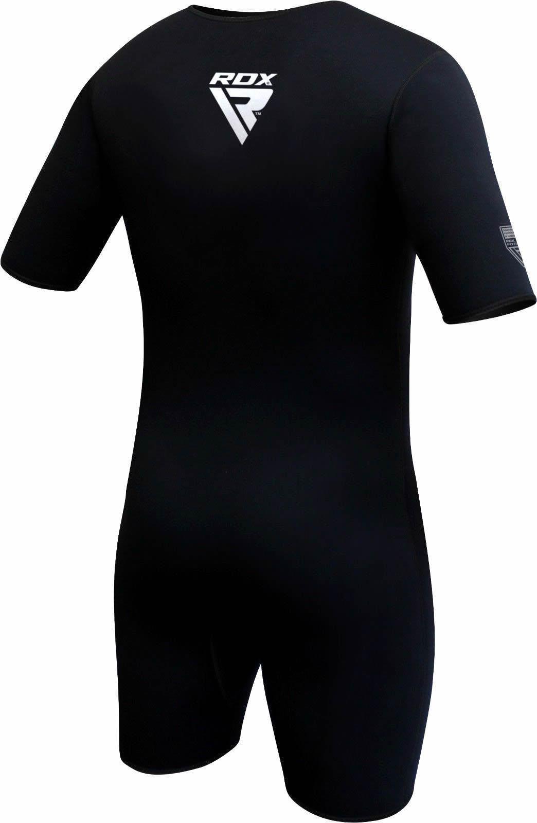 RDX Neopren Schwitzanzug Schwitzanzug Schwitzanzug Saunaanzug Sauna Suit Sport Gewichtsverlust Sweatanzug 522b49