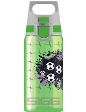 SIGG Flasche 0.5 l Trinkflasche Grün Fussball VIVA WMB ONE Verschluss Sport NEU