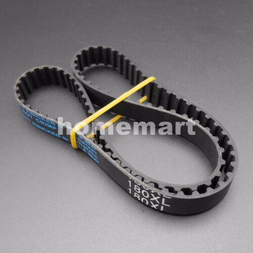 XL XL-80//100//150//180//200//250 Closed loop synchronous belt 10MM transmission belt