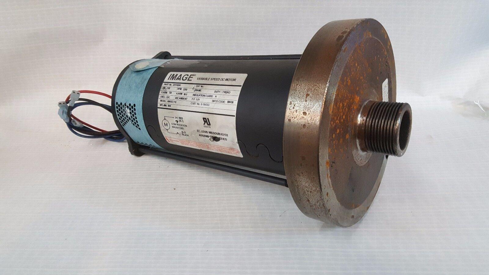 Used Treadmill Motor, Wind Turbine, Permanent Magnet, Image 223774000