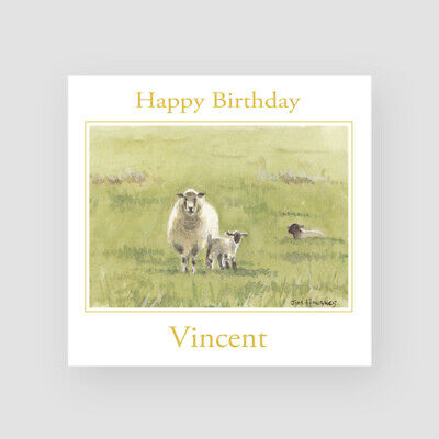 Details about  /Handmade Personalised Countryside Birthday Card Him Her Country Walk Traditional