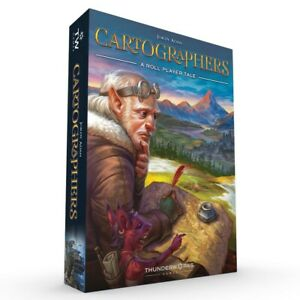 Board Games Cartographers: A Roll Player Tale