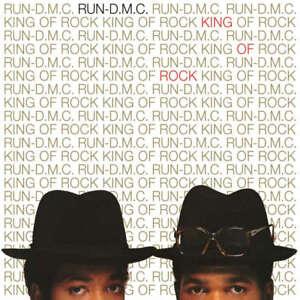 RUN-DMC-King-Of-Rock-ROCK-THE-HOUSE-Profile-Records-NEW-SEALED-VINYL-LP