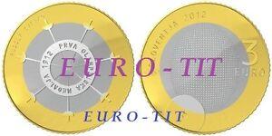 3-SLOVENIE-2012-NOUVEAU-LOT-DE-2-X-PIECES-DISPONIBLE