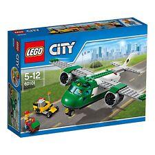 LEGO® City 60101 Flughafen-Frachtflugzeug NEU OVP_ Airport Cargo Plane NEW MISB