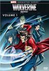 Marvel Wolverine Animated Series V 1 0043396403888 DVD P H