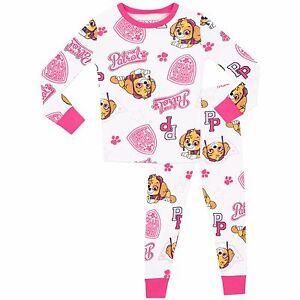 Girls-Paw-Patrol-Snuggle-Fit-Pyjamas-Paw-Patrol-PJs-Paw-Patrol-Pyjama-Set