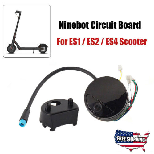 US Circuit Board Dashboard for Ninebot ES1//ES2//ES4 Foldable Electric Scooter