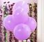 miniature 9 - 12-034-pouces-Mini-Jumbo-Geant-Big-gros-macarons-pastel-Candy-Ballons-Arch-Mur