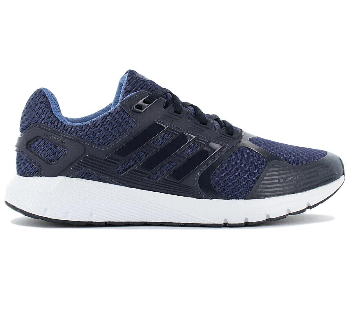 Adidas Duramo 8M Hombre Zapatillas de Correr CP8742 Azul Running Sport Fitness