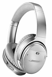 Bose QuietComfort 35 II Silver Over the Head Headsets