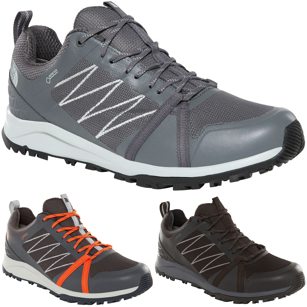 THE NORTH Face TNF Litewave FP II Gore-Tex Wanderschuhe Turnschuhe Schuhe Herren