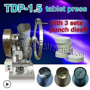 3 punch machine