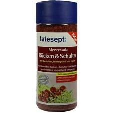 TETESEPT Meeressalz Ruecken & Schulter   600 g   PZN9304931