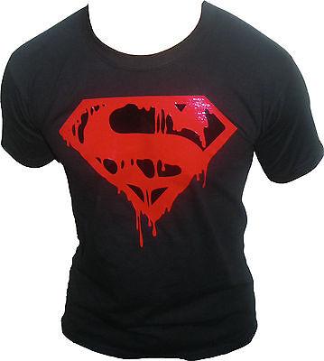Evil Superman T shirt