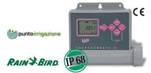 WP Centralina Programmatore elettronico a batteria Rainbird 6 stazioni WP6