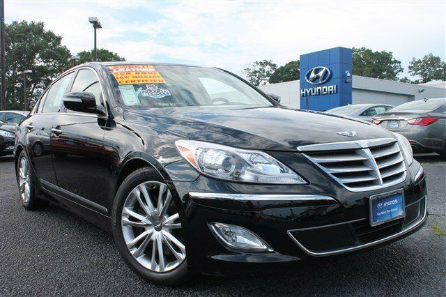 Hyundai : Genesis 4.6L