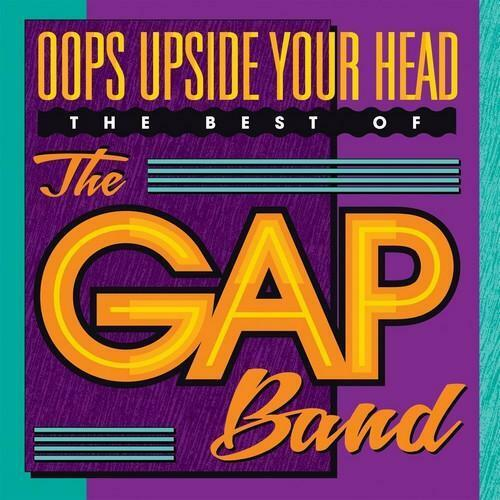 THE GAP BAND Oops Upside Your Head - The Best Of NEW & SEALED FUNK SOUL DISCO CD