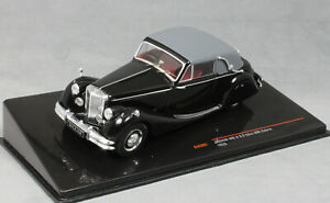 Ixo-Jaguar-MKV-Mk-V-Mk5-3-5-Litro-DHC-en-Negro-1950-CLC287-1-43-nuevo-2019-version