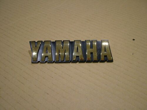 TANK BADGES CAST METAL REPRODUCTIONS SECA /& MAXIM YAMAHA XY SERIES