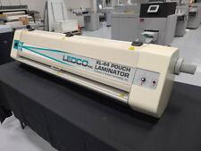 Ledco Xl 44 Pouch Mounting Laminator Gbc Akiles Xl 27 Xl 44